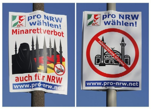 Pro NRW posters