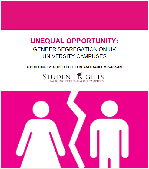 Student Rights Unequal Opportunity