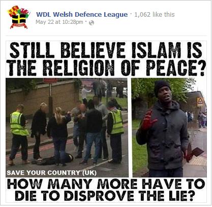 WDL Facebook post