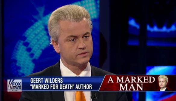 Wilders on Sean Hannity show