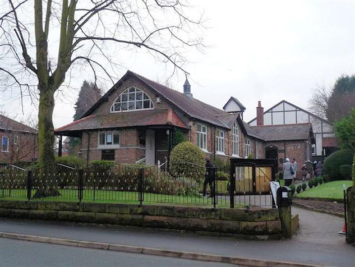 Altrincham Islamic Cultural Centre