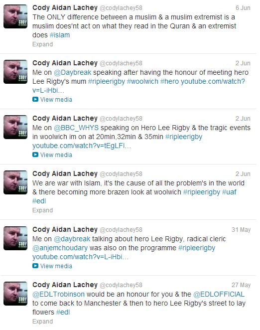 Cody Aidan Lachey on Twitter