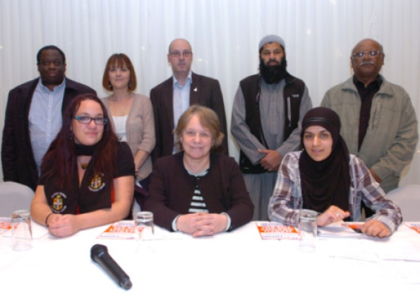We Are Luton meeting