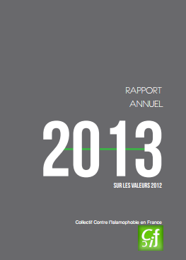 CCIF rapport annuel 2013