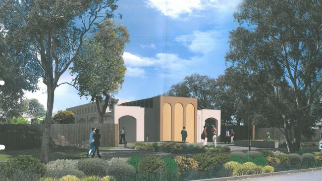 Clayton mosque