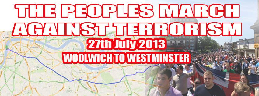 Peoples March Against Terrorsm