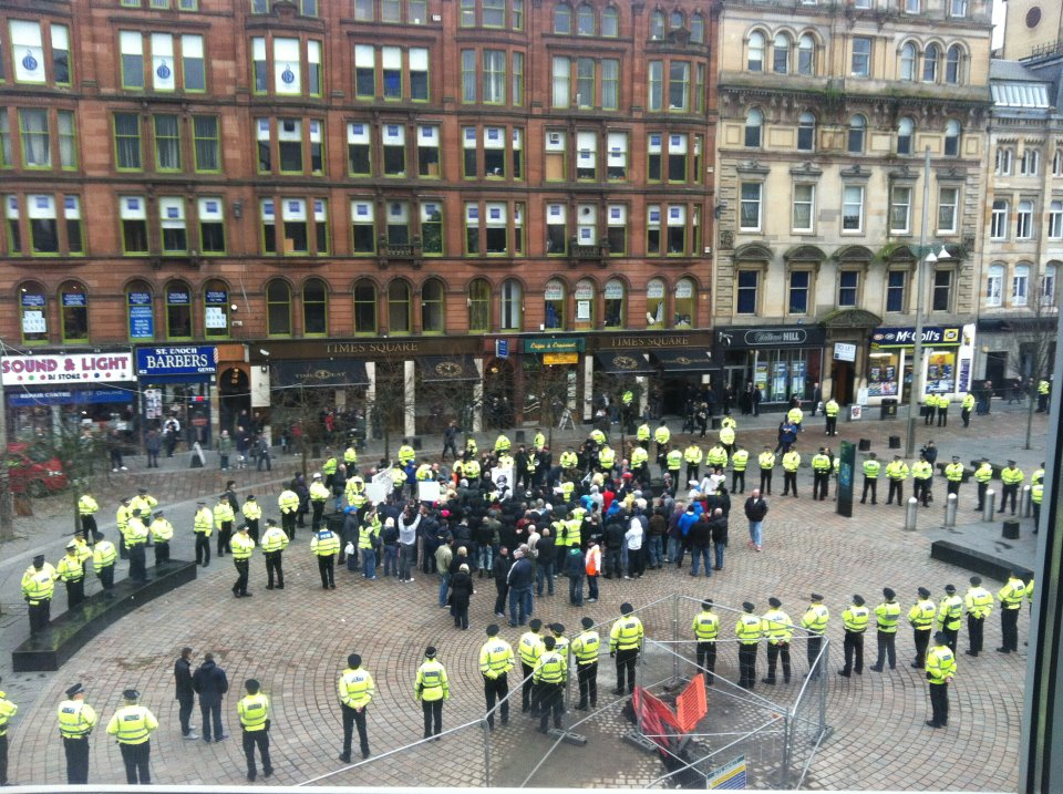 SDL Glasgow February 2012