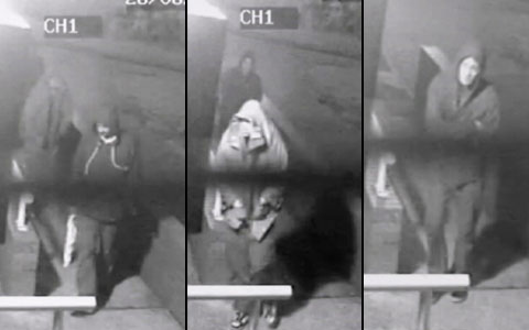 Harlow Islamic Centre arson suspects