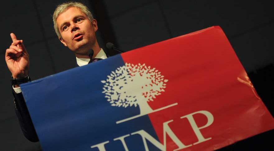 Laurent Wauquiez UMP