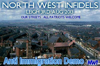NWI Leigh protest