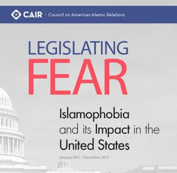 CAIR Legislating Fear