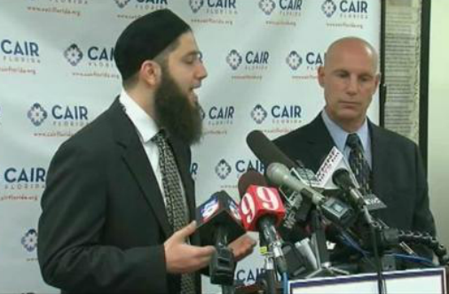 CAIR Todashev press conference