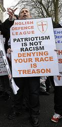EDL denying your race is treason