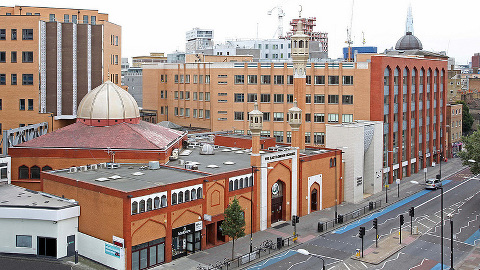 East London Mosque and LMC