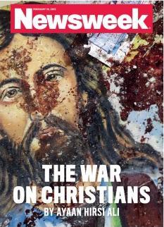 Newsweek The War on Christians