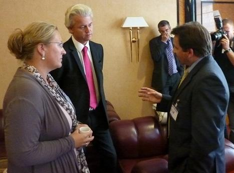 Paul Weston with Wilders and Wolff