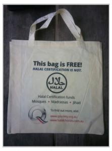 Q Society bag