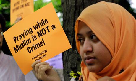 NYPD Muslim surveillance