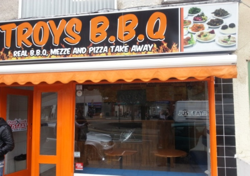 Troys BBQ Weston