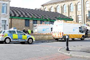 Accrington mosque arson attack