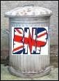 BNP dustbin