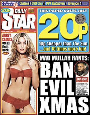 Ban Evil Christmas
