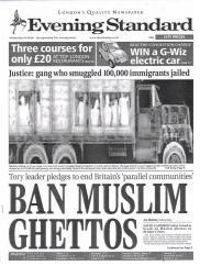 Ban Muslim Ghettos