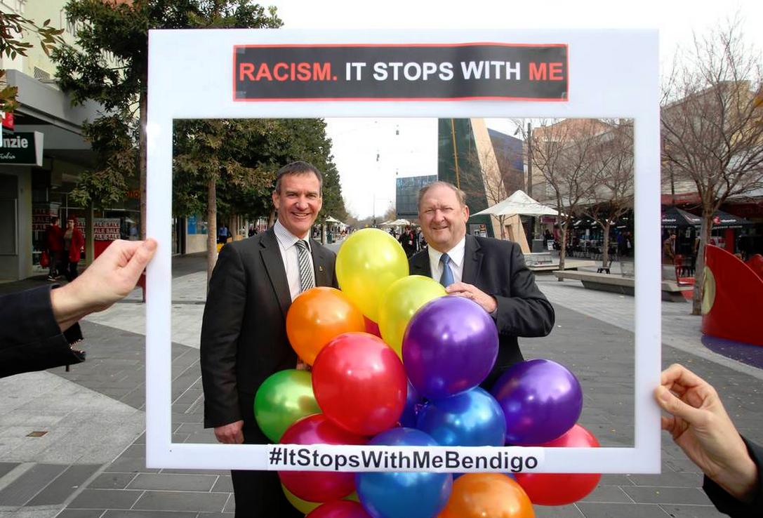 Bendigo council joins anti racism campaign