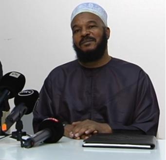 Bilal Philips press conference