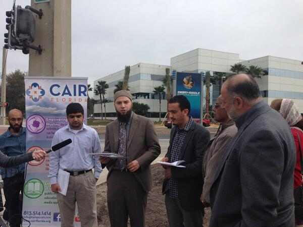 CAIR Embry-Riddle press conference (2)