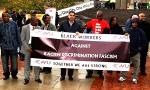 CWU Black Workers against EDL