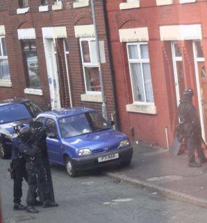 Cheetham Hill raid