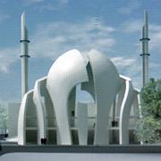 Moschee-Neubau in Köln