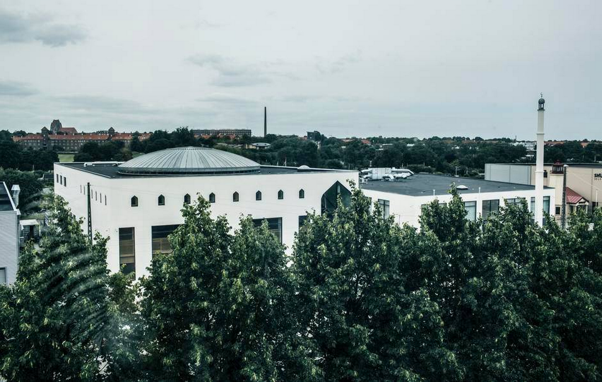 Copenhagen Grand Mosque