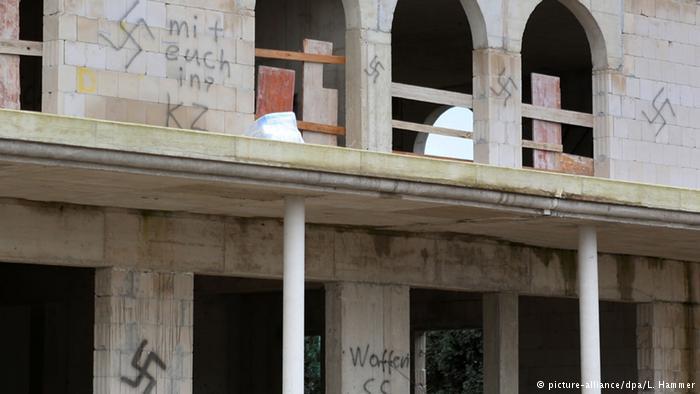Dormagen nazi graffiti