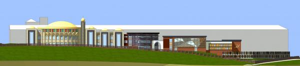 Dudley mosque new plan