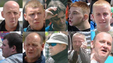 EDL CCTV images