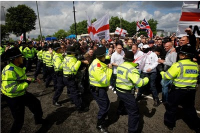 EDL Dudley July 2010 2