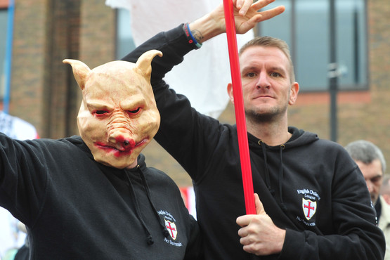 22/11/14 Policing the English Defence League march
