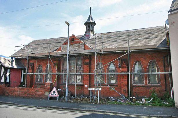 Ellesmere Port Islamic centre