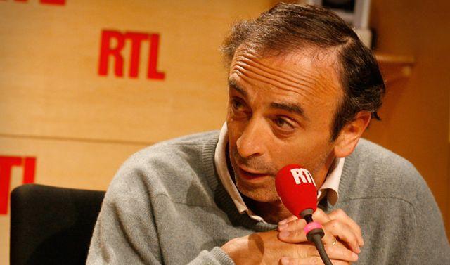 Eric Zemmour RTL
