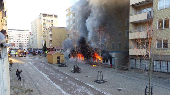 Eskilstuna mosque arson (2)