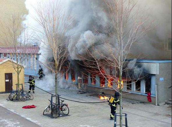 Eskilstuna mosque arson (3)