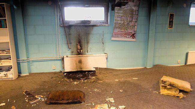 Eslöv mosque arson