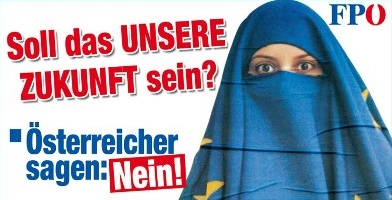 FPÖ anti-niqab