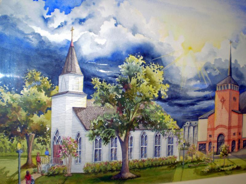 First Baptist Church in Katy