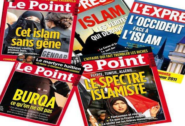 French magazines Islam