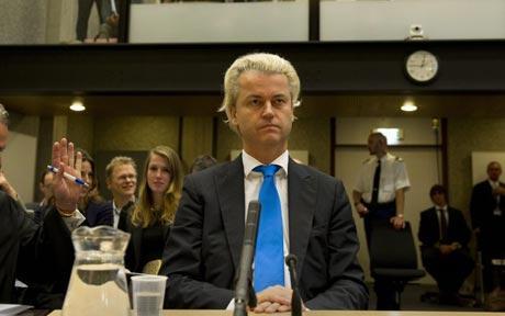 Geert Wilders trial