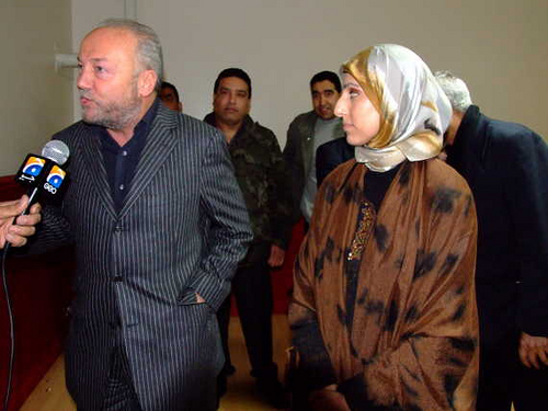 George and Salma