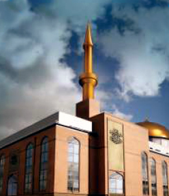 Harrow Mosque